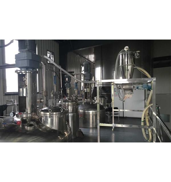 反应釜加料系统